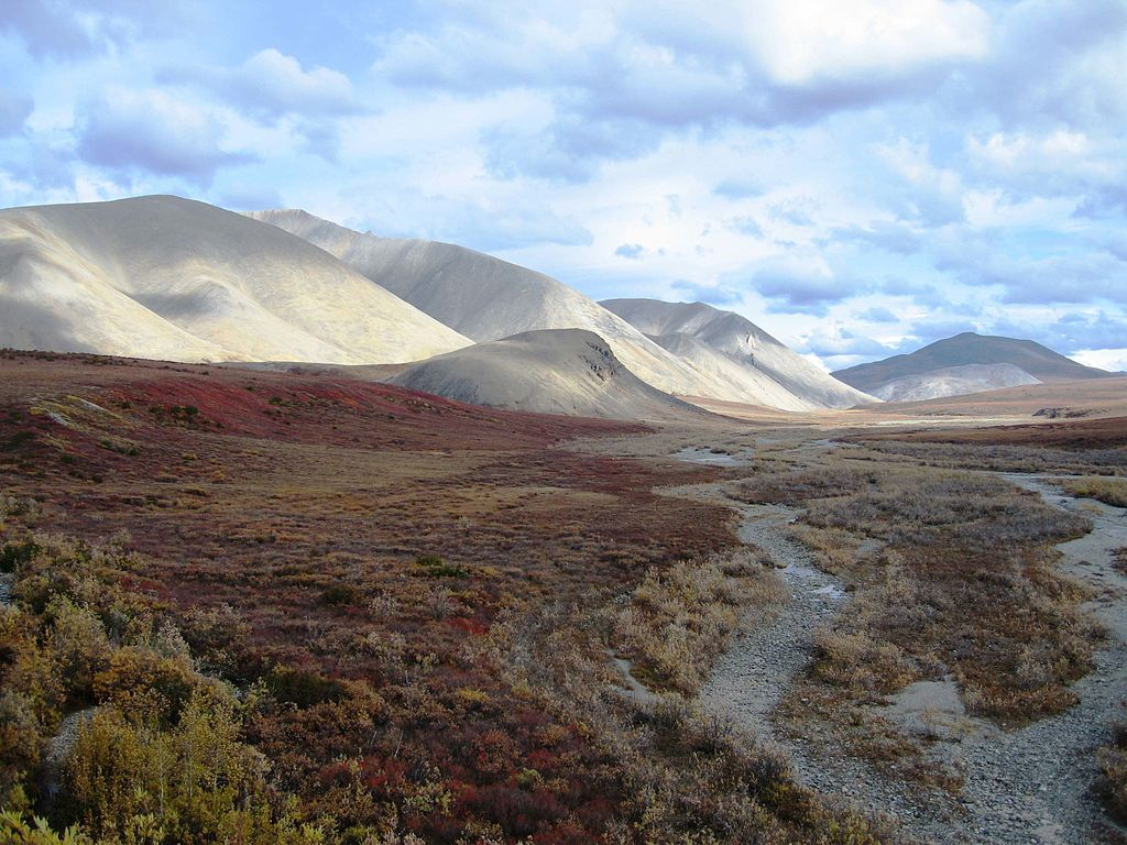 科伯克谷國家公園(Photo by Western Arctic National Parklands, License: CC BY 2.0, 圖片來源www.flickr.com/photos/nps_wear/8517269996)