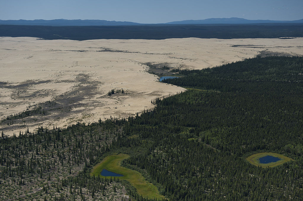 科伯克谷國家公園 (Photo by National Park Service, Alaska Region / Neal Herbert, License: CC BY 2.0, 圖片來源www.flickr.com/photos/alaskanps/8029771509)