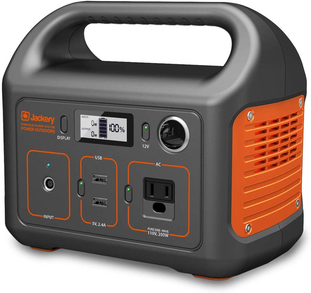 The Jackery Portable Power Station is now 25 percent off. (Photo: Amazon)