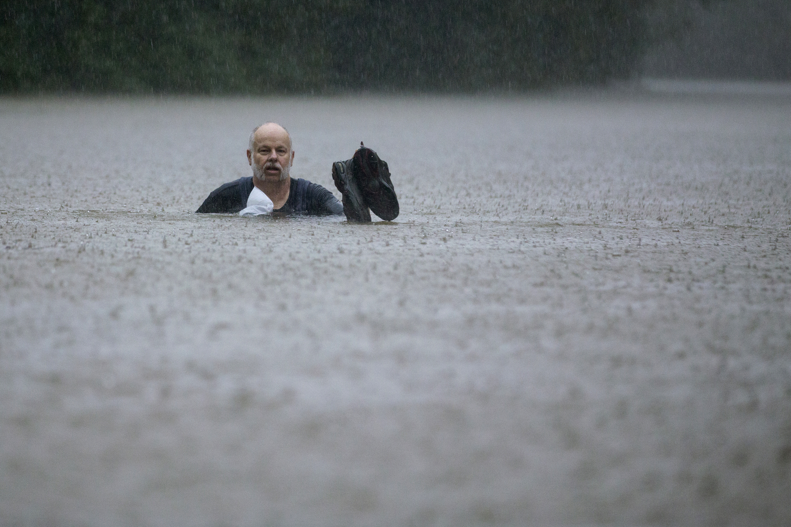 PHOTOS: Tropical Storm Imelda floods Texas