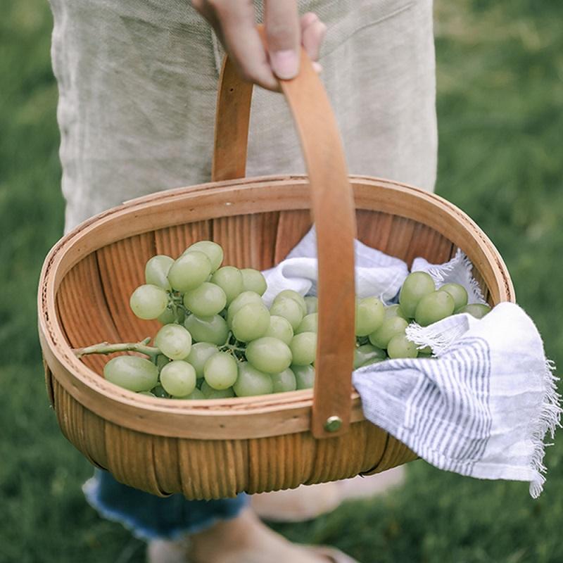 洗好的帶皮水果裝籃,兼具好看好吃好整理。(圖片來源:Yahoo購物中心)