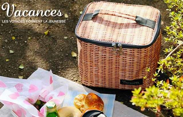 內部鋁箔材質的保溫提袋是保持食物溫度的大幫手。(圖片來源:Yahoo購物中心)