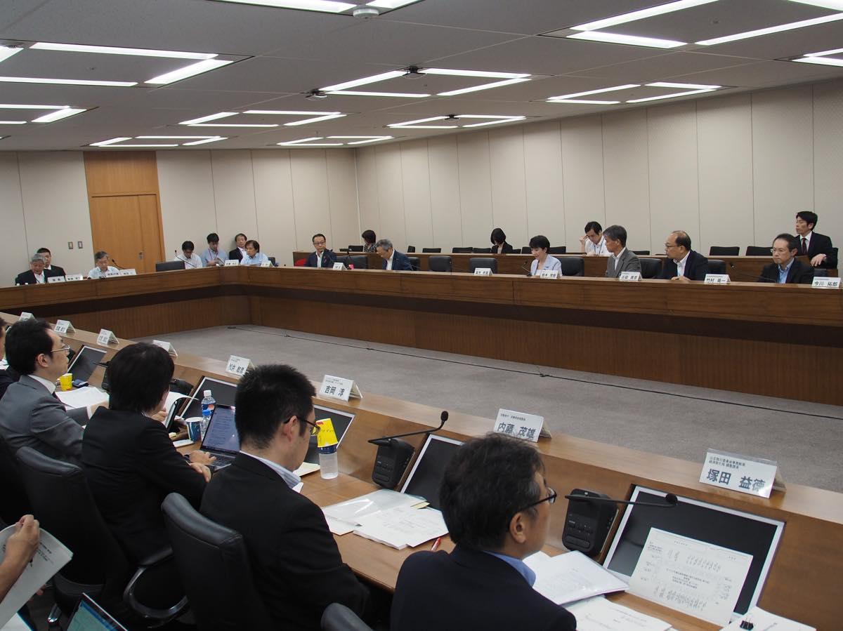 総務省 モバイル研究会