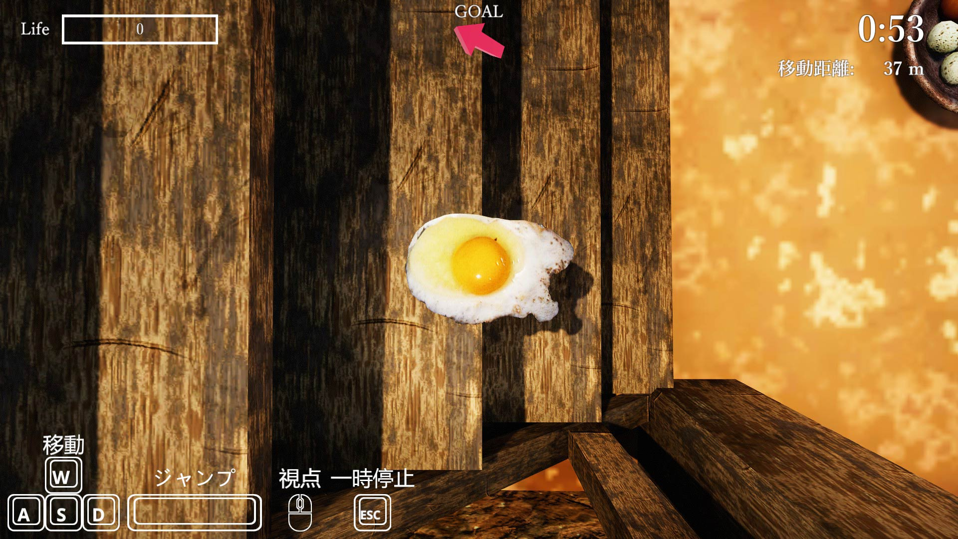 LOST EGG