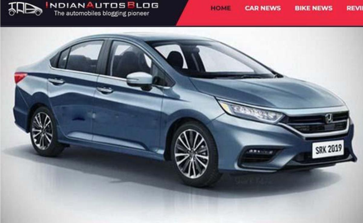 下一代 City 會擁有最新 1.5 升油電系統,預計 Honda Sensing 安全科技也有機會納入,此為下一代 City 預想圖。