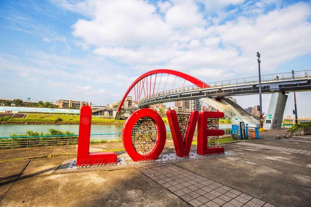 成美左岸河濱公園 (圖片來源:台北旅遊網)