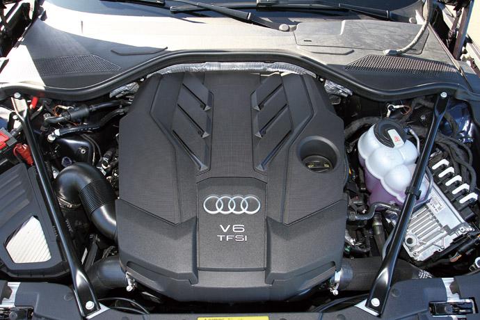 採V6渦輪增壓加上48V動力系統,最大動力達340hp/51.0kgm。 版權所有/汽車視界