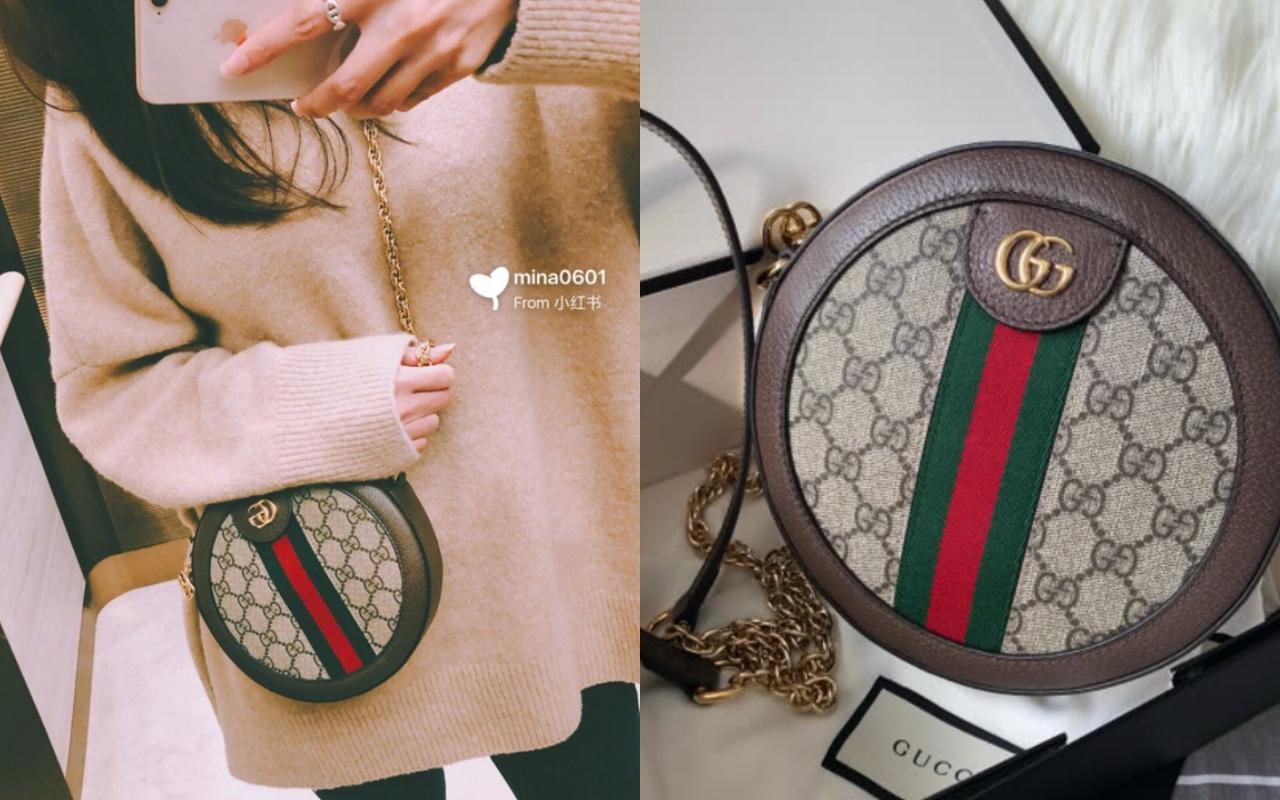 可爱炸裂的梦幻精品,香奈儿、LV、Gucci都推超萌『小圆饼包』看到秒掏钱包