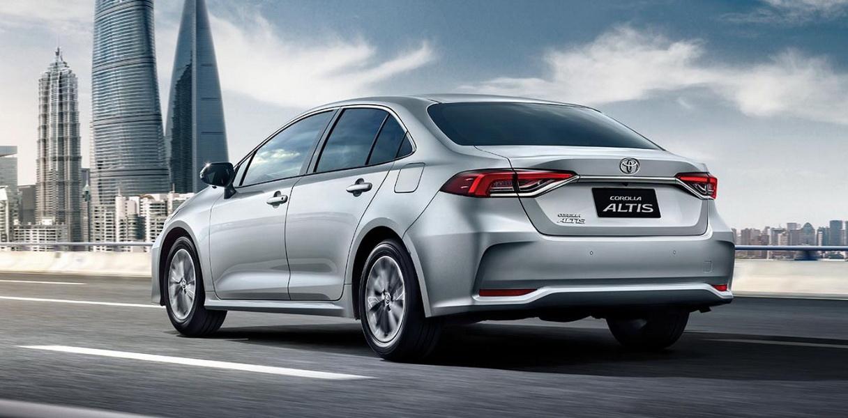 圖/本月銷售量受到鬼月影響,只有Toyota旗下Corolla Altis與RAV4賣出超過千輛的成績。