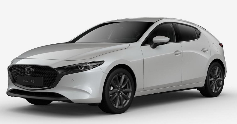 圖/本月進口轎車榜單由Mazda Mazda3蟬聯冠軍,但受到民俗鬼月影響,本月僅賣出503輛。