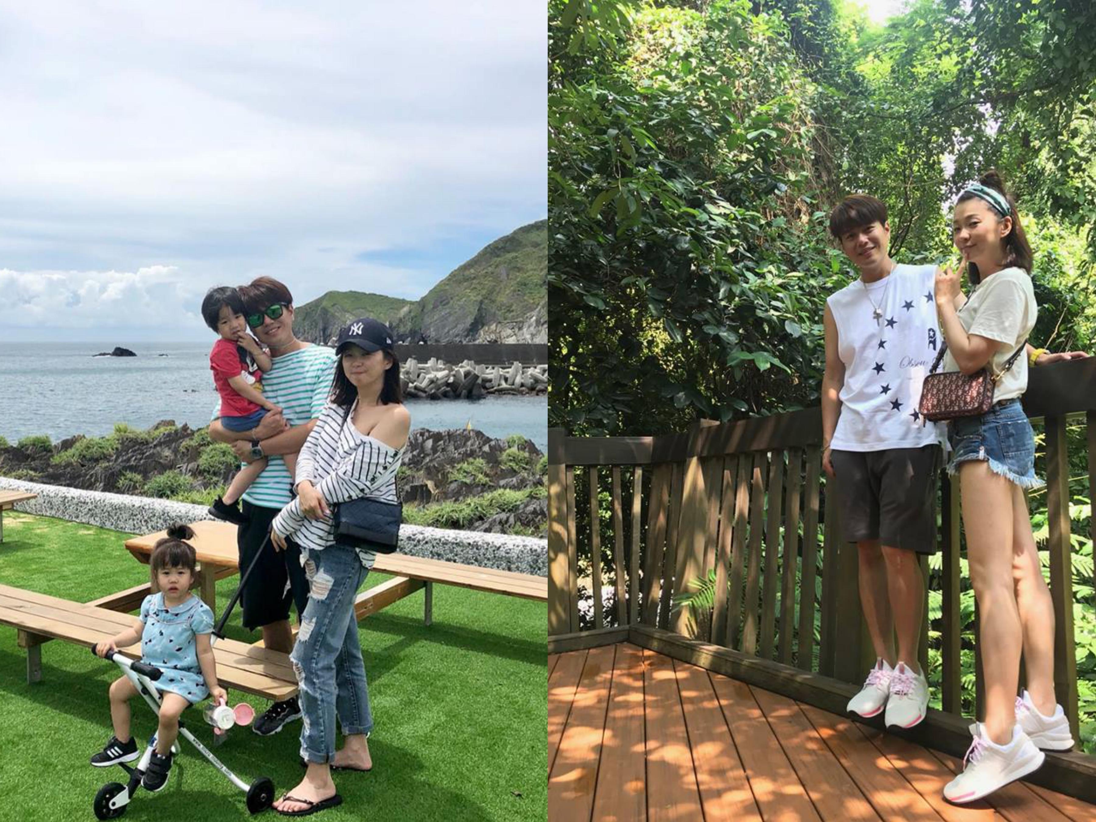 六月+李易夫妻推薦親子旅遊好去處