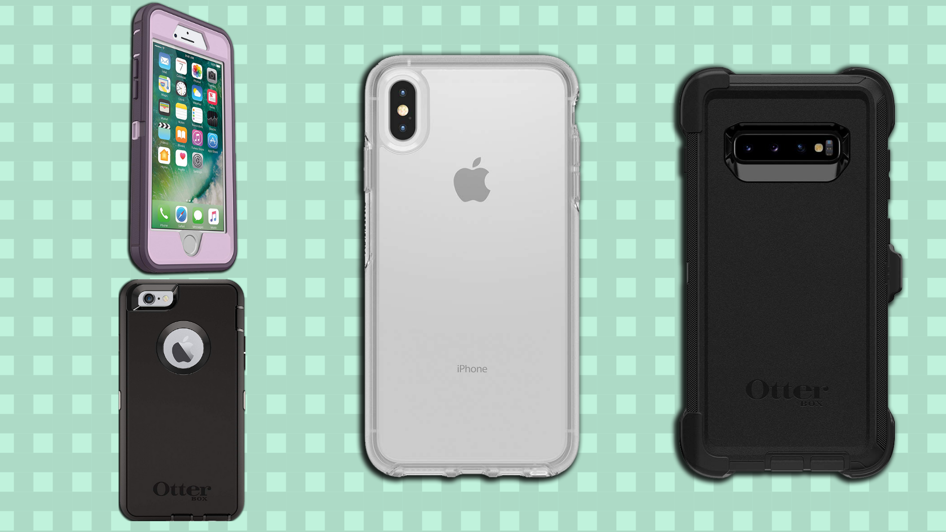 Deal of the Day: Save up to 60% on OtterBox phone cases. (Photo: Amazon/Yahoo Lifestyle)