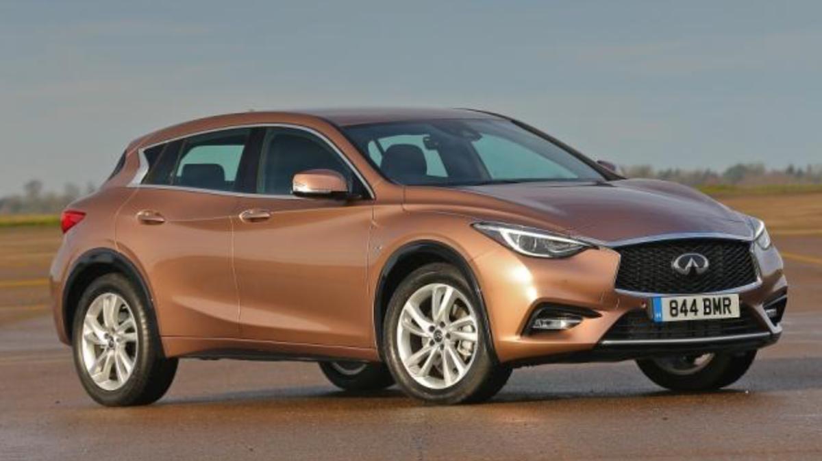 接下來 Infiniti 將把重心放在北美與中國市場,並陸續推出多款新車。