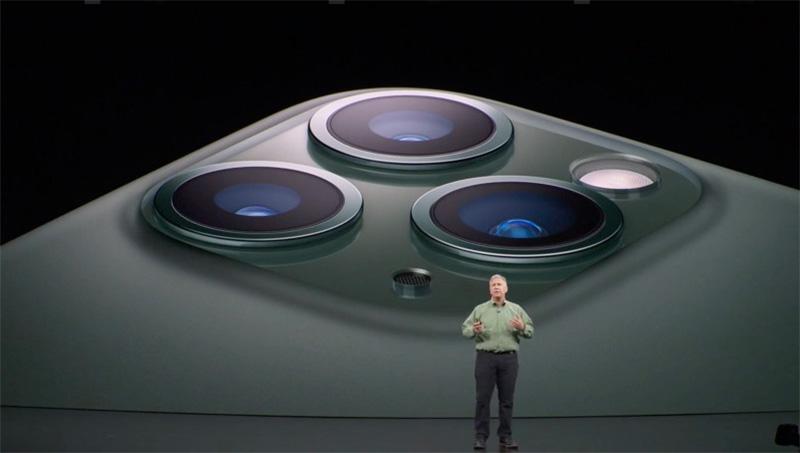 iPhone 11 正式發表