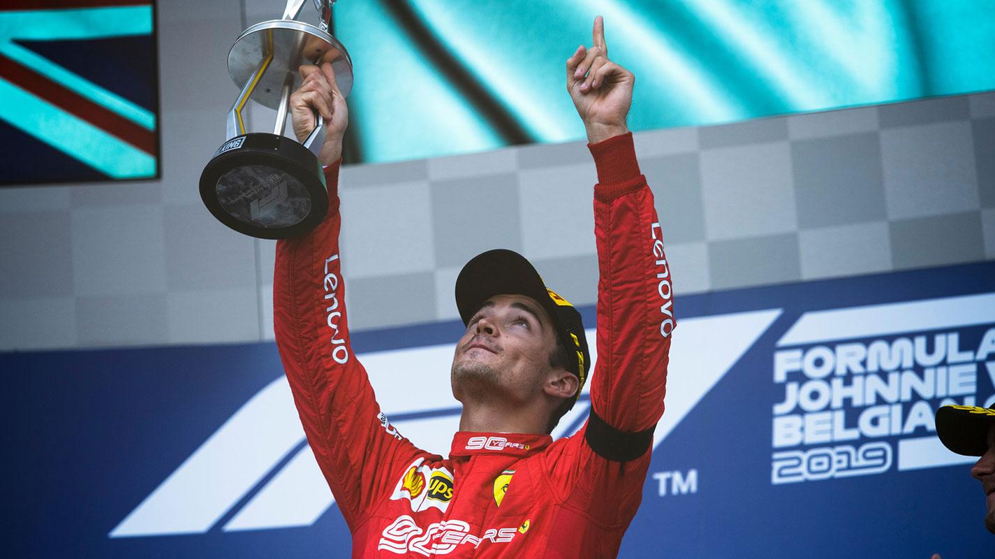 Leclerc:Hubert的悲劇後難以享受首勝