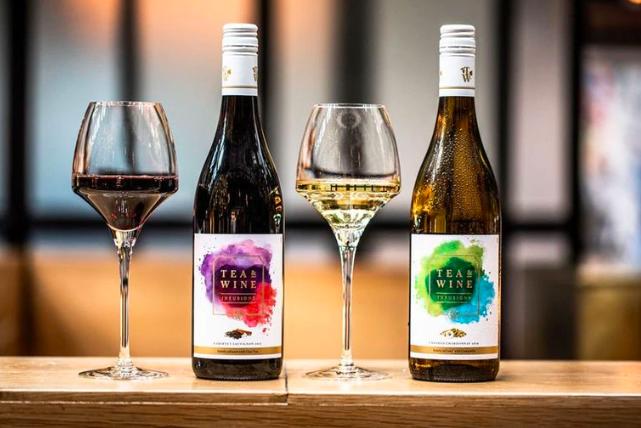 Pernod Ricard winemakers have launched two varieties of the genius new beverage [Pernod Ricard]