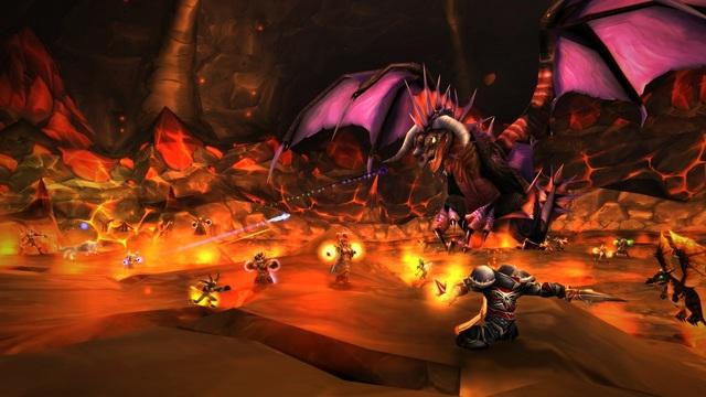 《魔獸世界》經典版奧妮克希亞