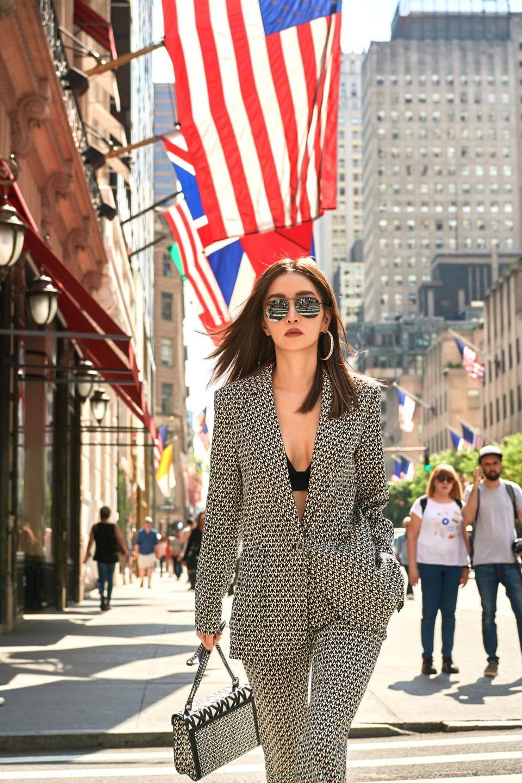 【2020春夏 紐約時裝週】姊姊辣翻紐約街頭!謝金燕三套Michael Kors戰服帥得太犯規,壓軸登場觀賞MK大秀