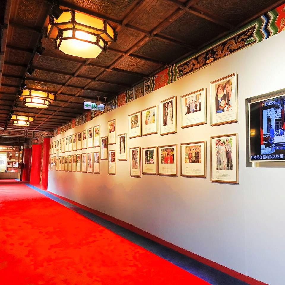 文化走廊 (圖片來源:圓山大飯店FB)