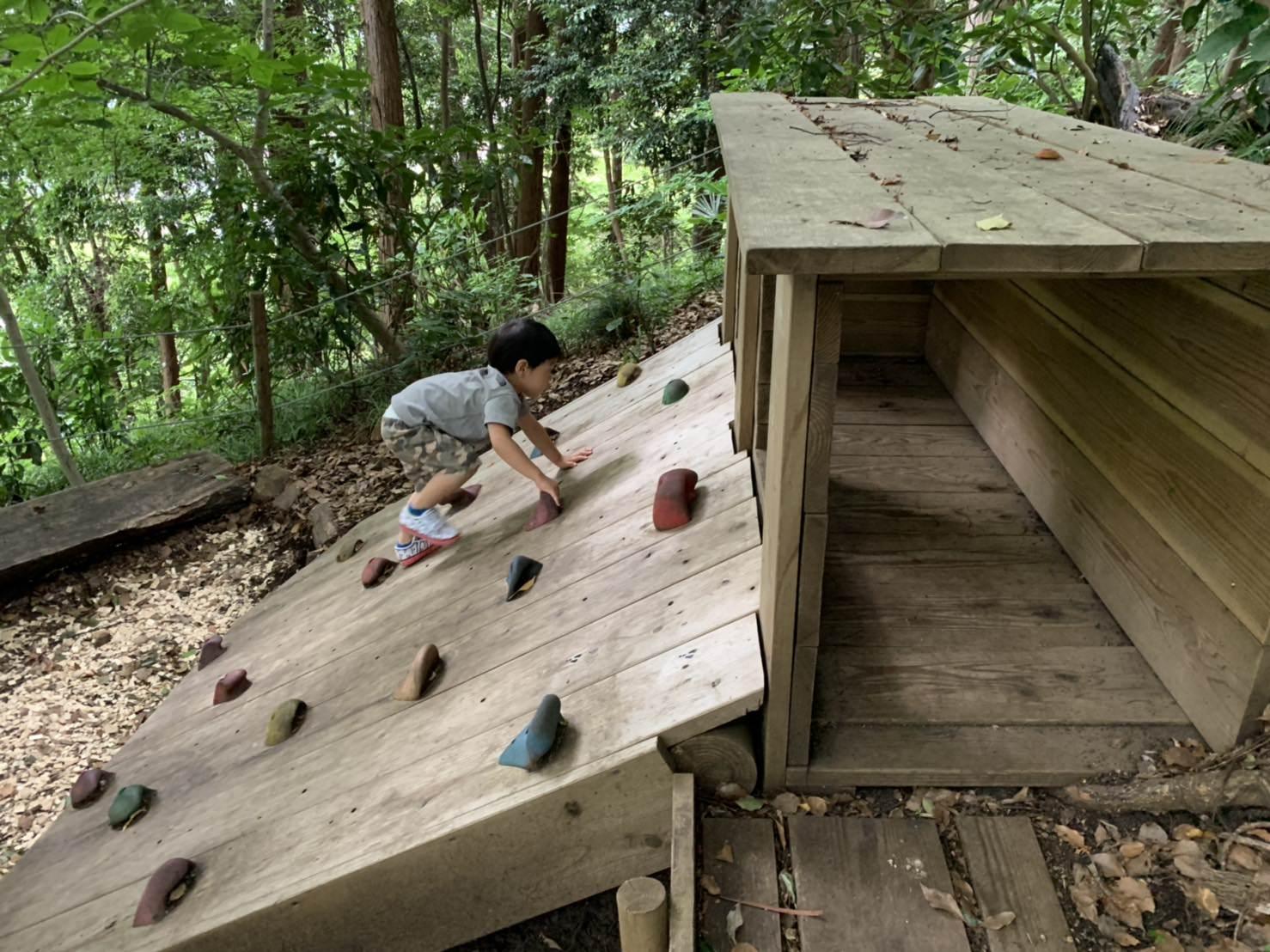五歲以下的小孩也可以玩得很開心