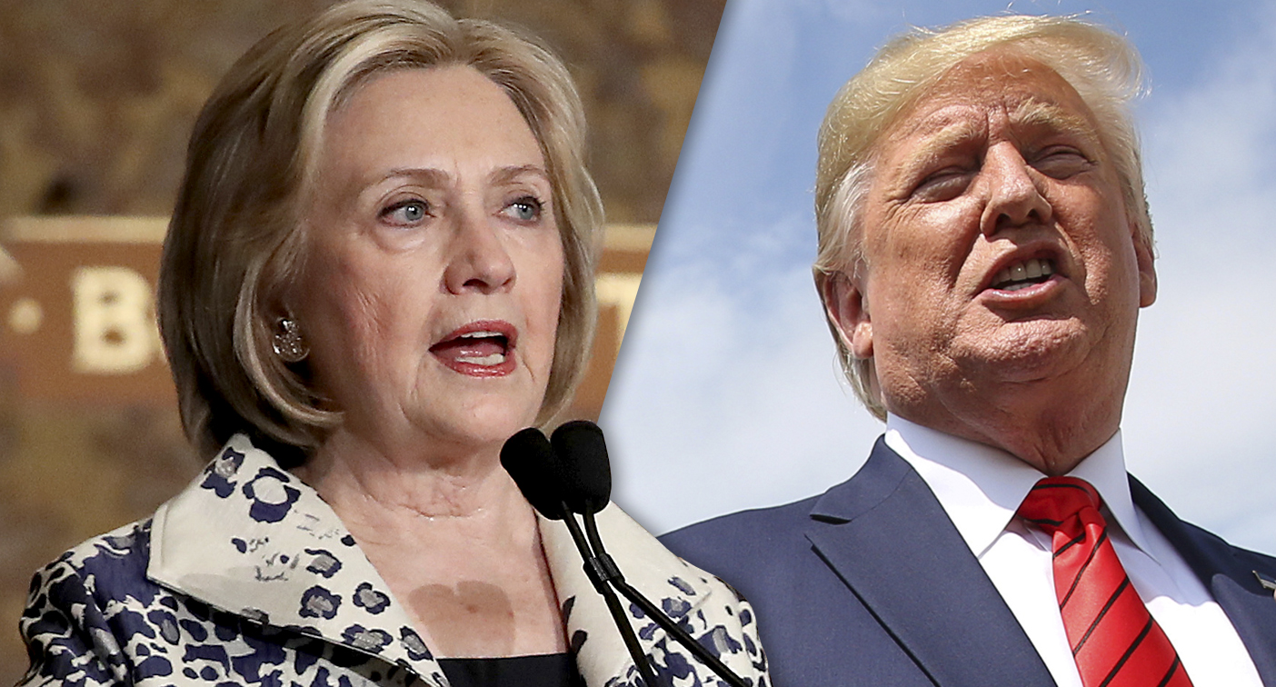 Hillary Clinton: Trump has turned American diplomacy into a cheap extortion racket