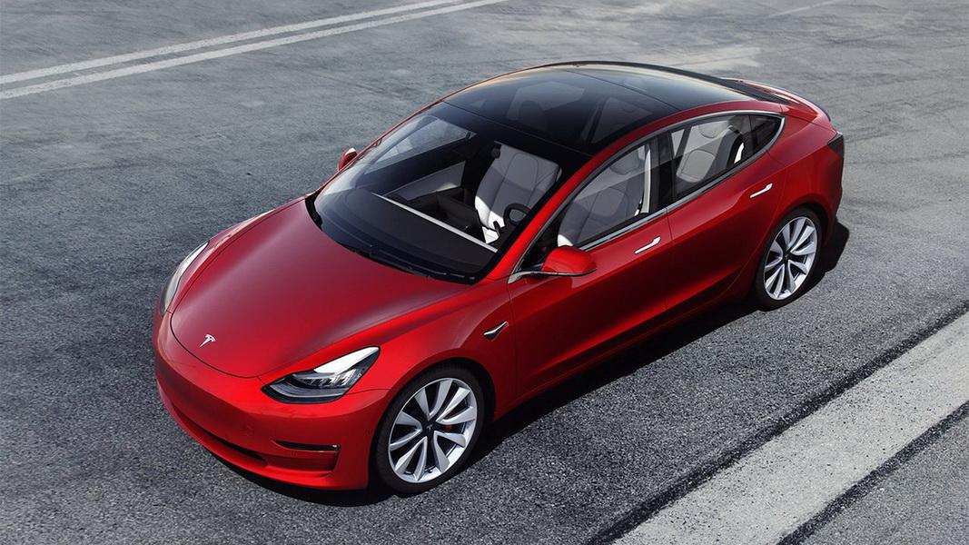 圖/日前2019 Tesla Model 3挑戰IIHS碰撞試驗,最終獲得了Top Safety Pick +最高安全評級。