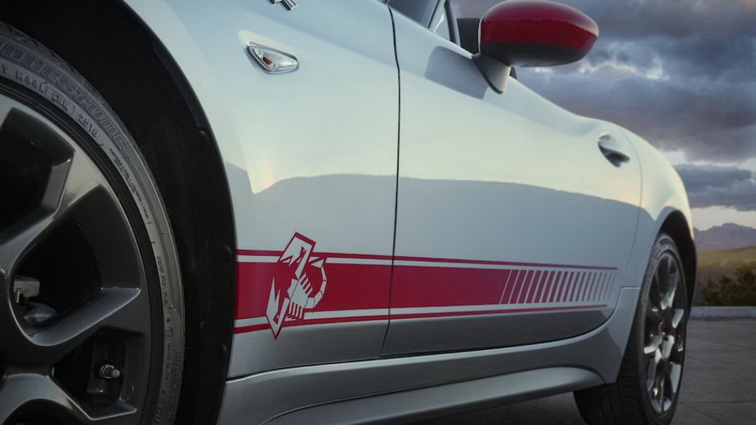 圖/之所以會選用蠍子圖案,靈感來自於Abarth的品牌標誌,同時蠍子也是創辦人Karl Abarth的星座。