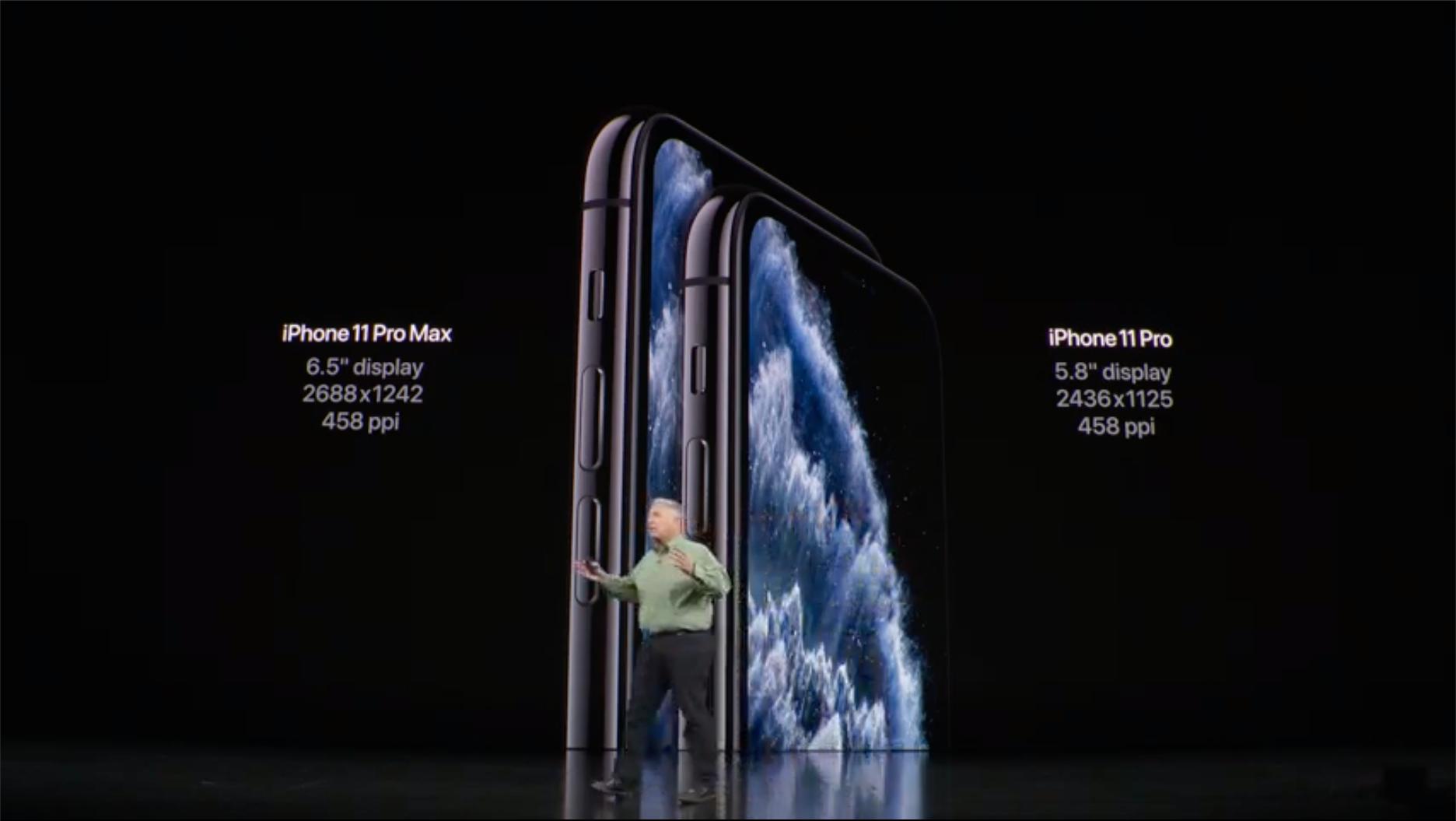 iPhone 11 Pro/Max