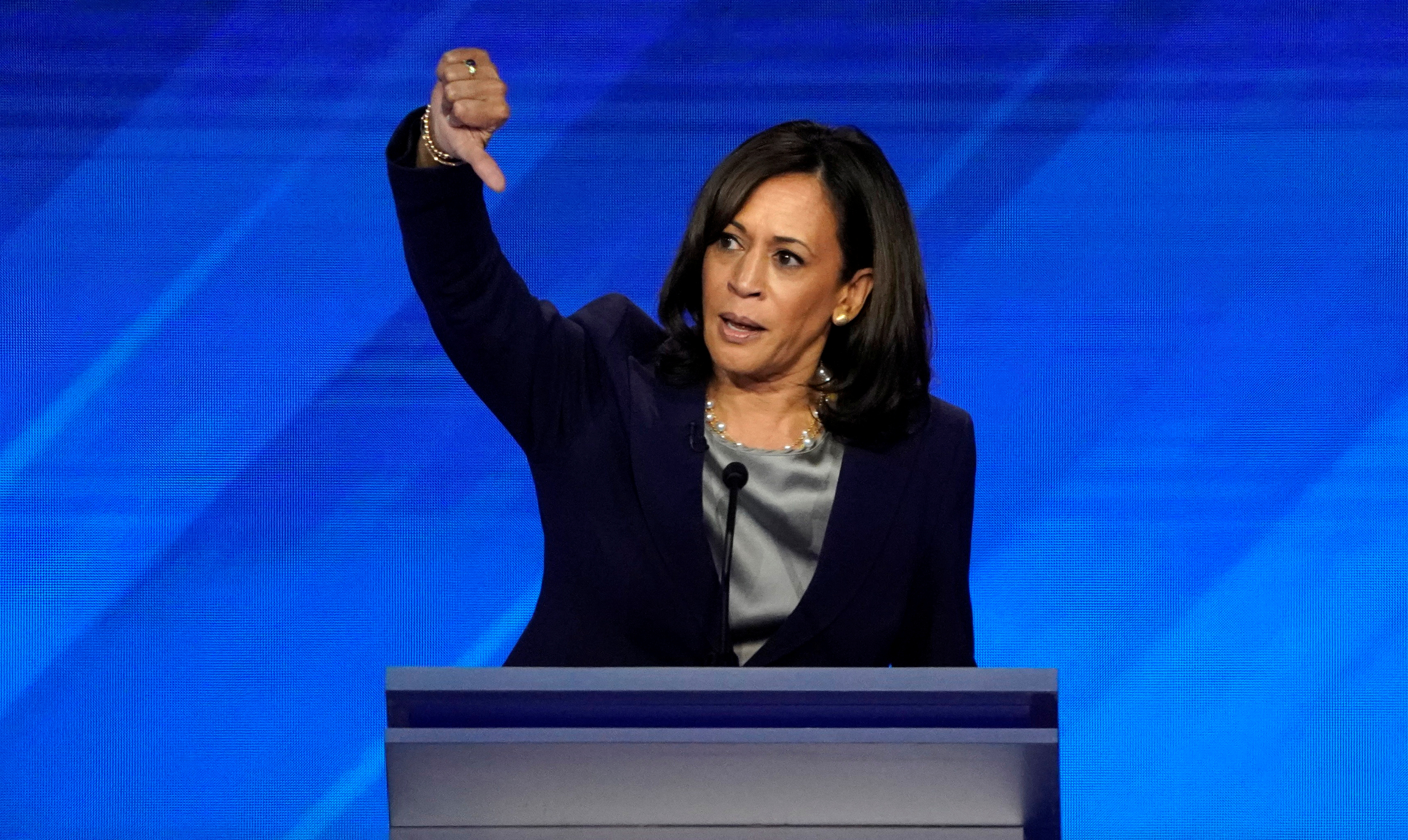 2020 Vision Thursday: Why Kamala Harris is struggling in the polls