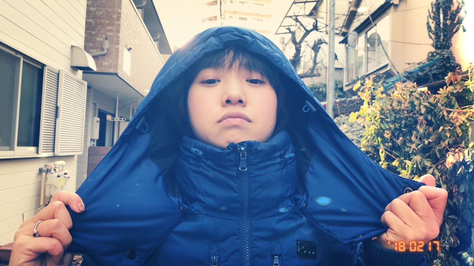 ▲去年過年在哥哥招待下,嚴正嵐與家人赴日本東京旅遊。