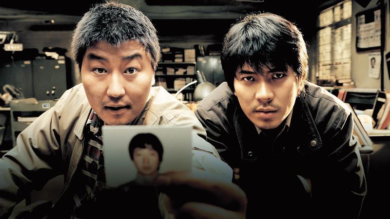 電影《殺人回憶》為奉俊昊導演知名作品。(圖/翻攝自網路)