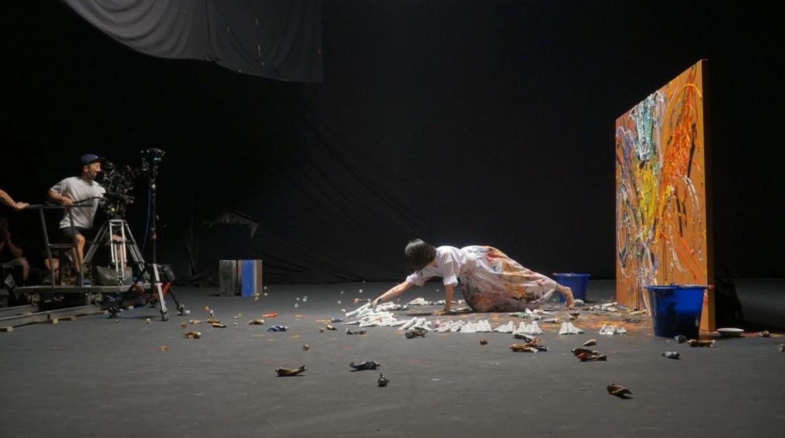 祈禱:黃韻玲 X 小松美羽,創作者必須體驗的 VR 電影飛行魔法