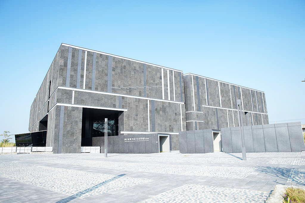 南科考古館(圖片來源:台南旅遊網)