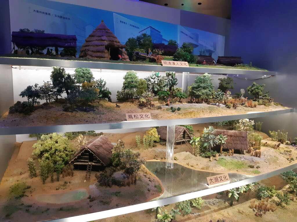 古文明遺址文化介紹(圖片來源:台南旅遊網)