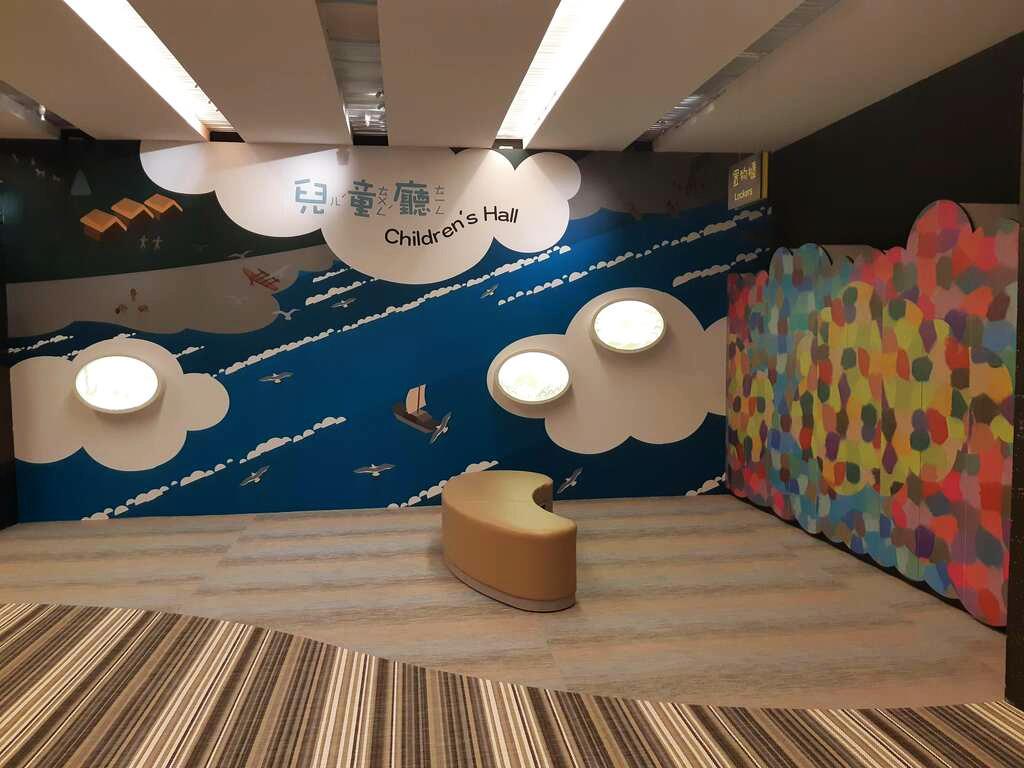 兒童廳(圖片來源:台南旅遊網)