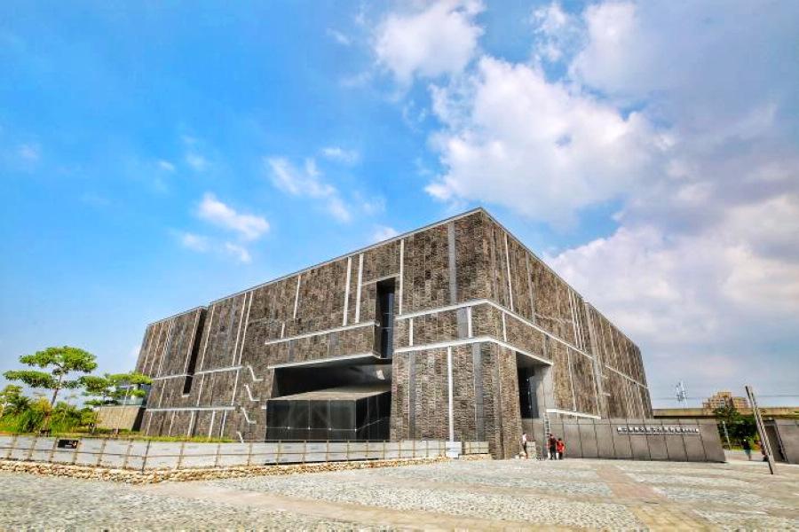 南科考古館(圖片來源:台南市政府)