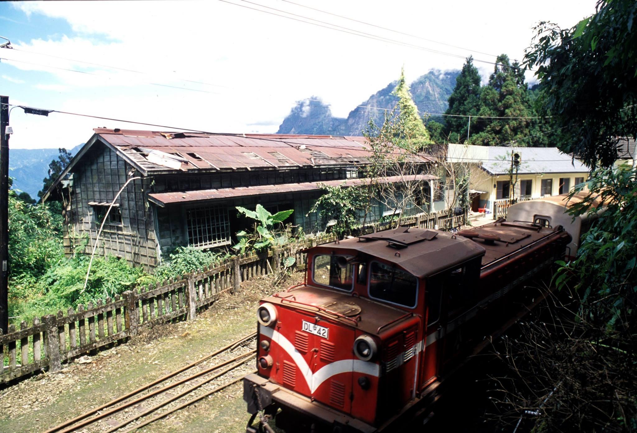 往返部落的古道與鐵道交匯呈十字狀,因此稱為十字路。圖/阿里山 新印象臉書粉絲專頁