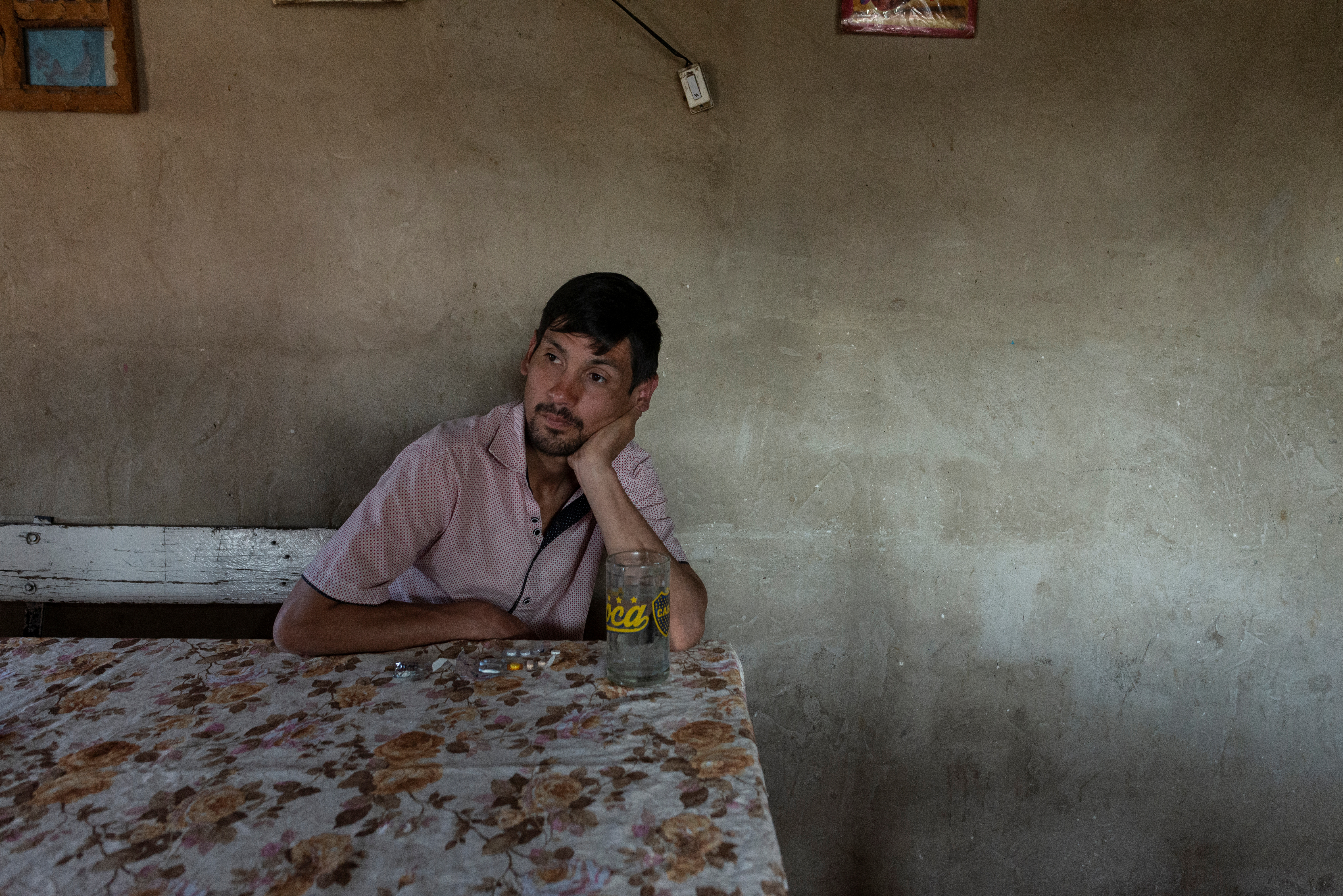 PHOTOS: White death in Argentina: The hunger of poverty feeds tuberculosis