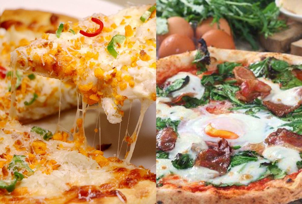 牽絲的誘惑!台北4間老饕最愛窯烤披薩