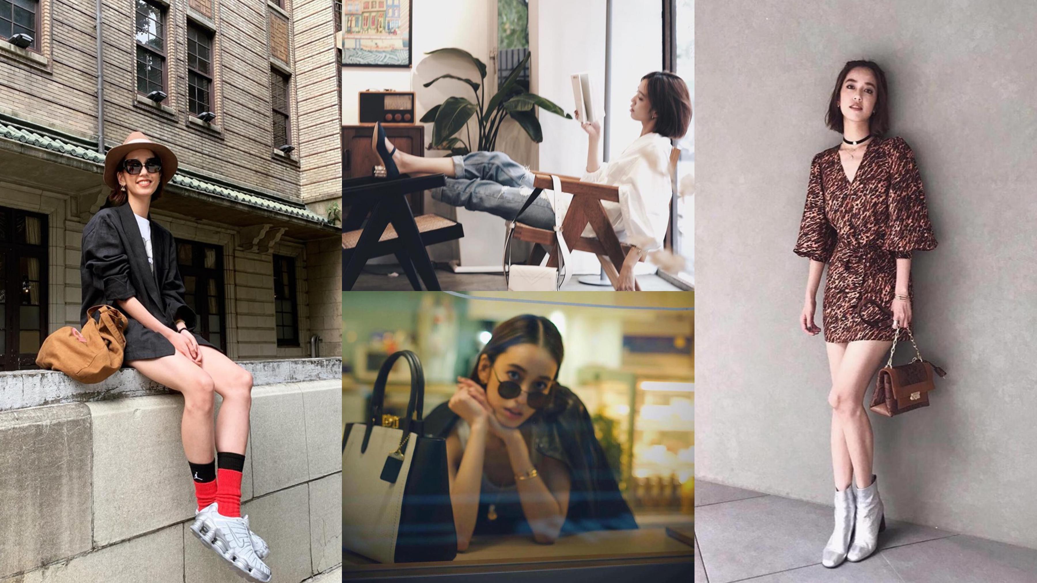 時尚女神陳庭妮的穿搭黃金公式,5種組合讓妳不用動腦、套上出門就好時髦