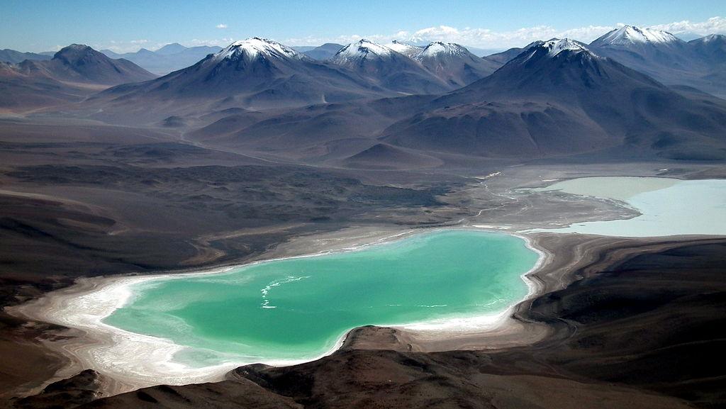 綠湖 (Photo by Albert Backer, License: CC BY-SA 3.0, Wikimedia Commons提供)