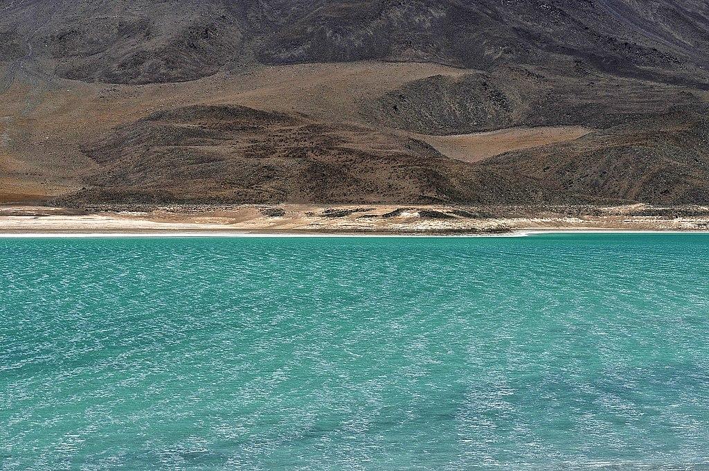 綠湖 (Photo by LBM1948, License: CC BY-SA 4.0, Wikimedia Commons提供)