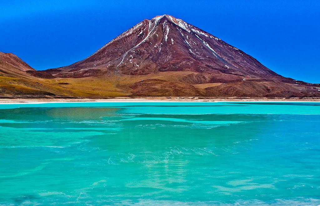 綠湖 (Photo by Pedro Szekely from USA, License: CC BY 2.0, 圖片來源www.flickr.com/photos/pedrosz/2044860076)