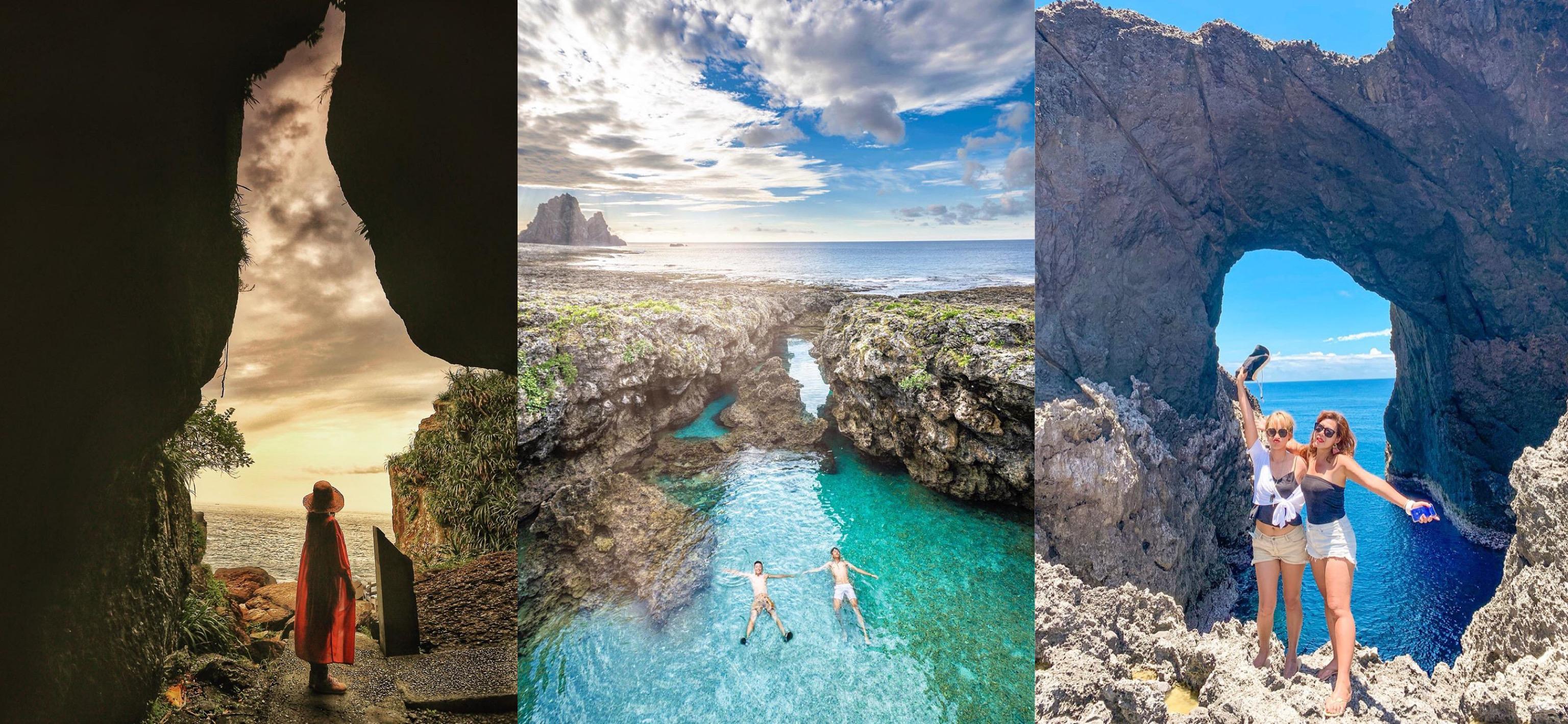 攝影師帶你拍!東海岸五大海蝕秘境夢幻美景必訪清單