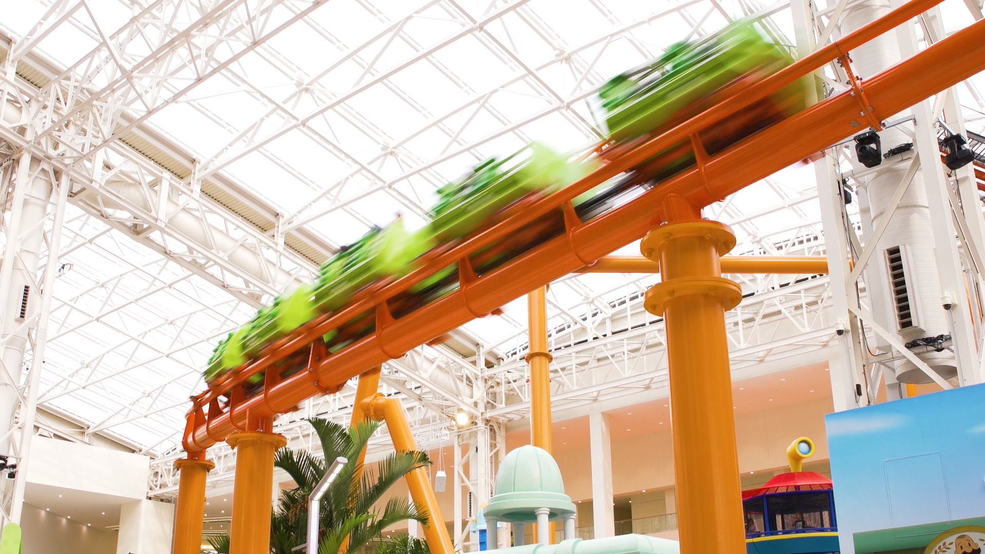 American Dream Mall Nickelodeon Universe