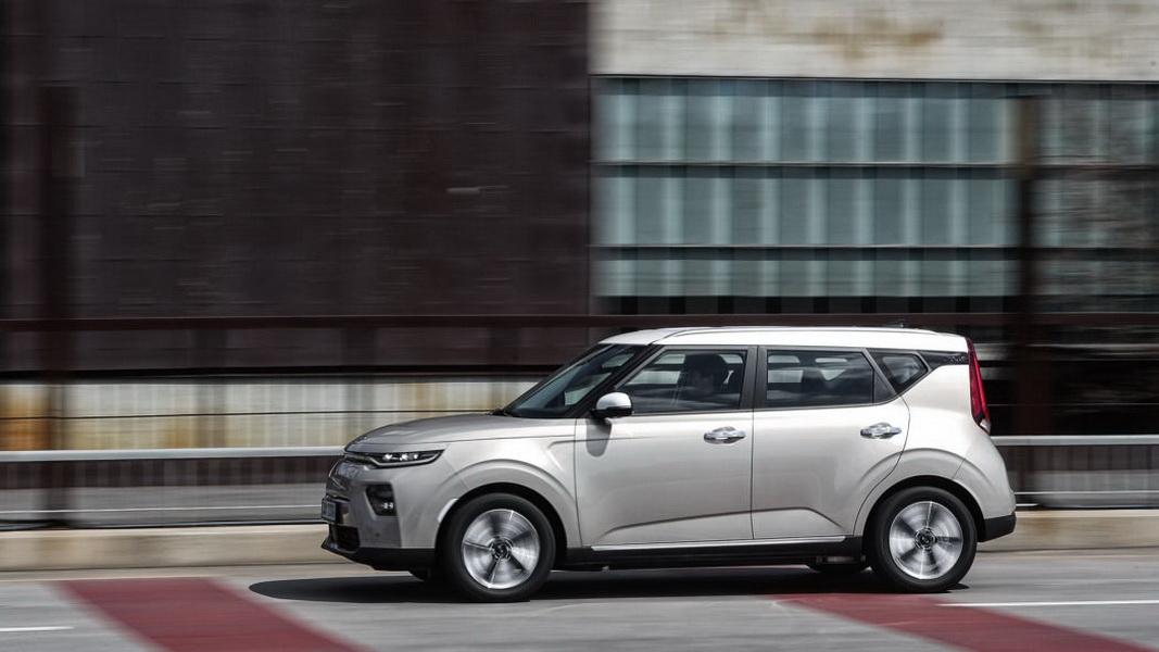 圖/Kia Soul EV電動車可能會延遲到2021年在美國上市,主要遇到引擎缺貨加上電池供應問題。