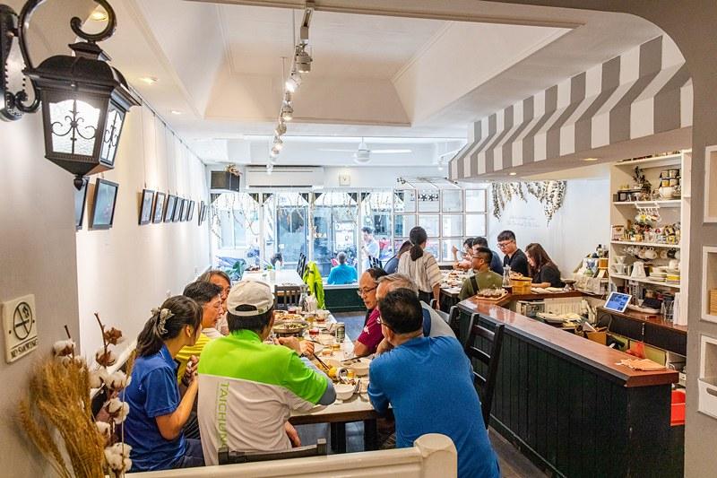 長堤荇菜廚房