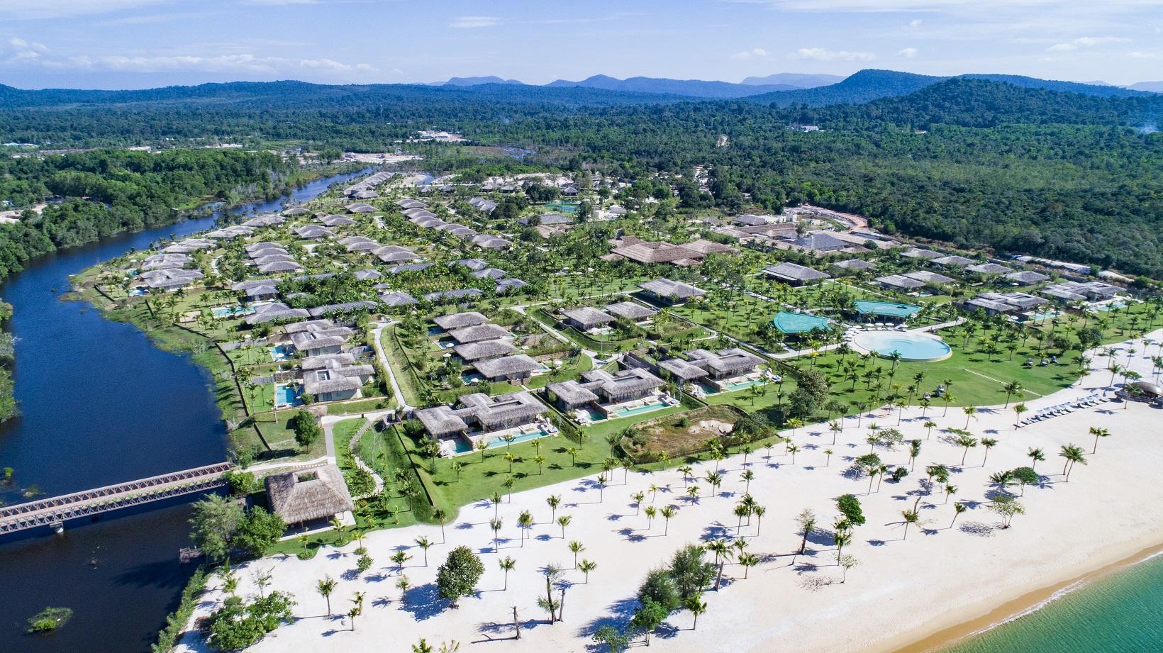 ▲來Fusion Resort享受富國島假期(圖/品冠旅遊)