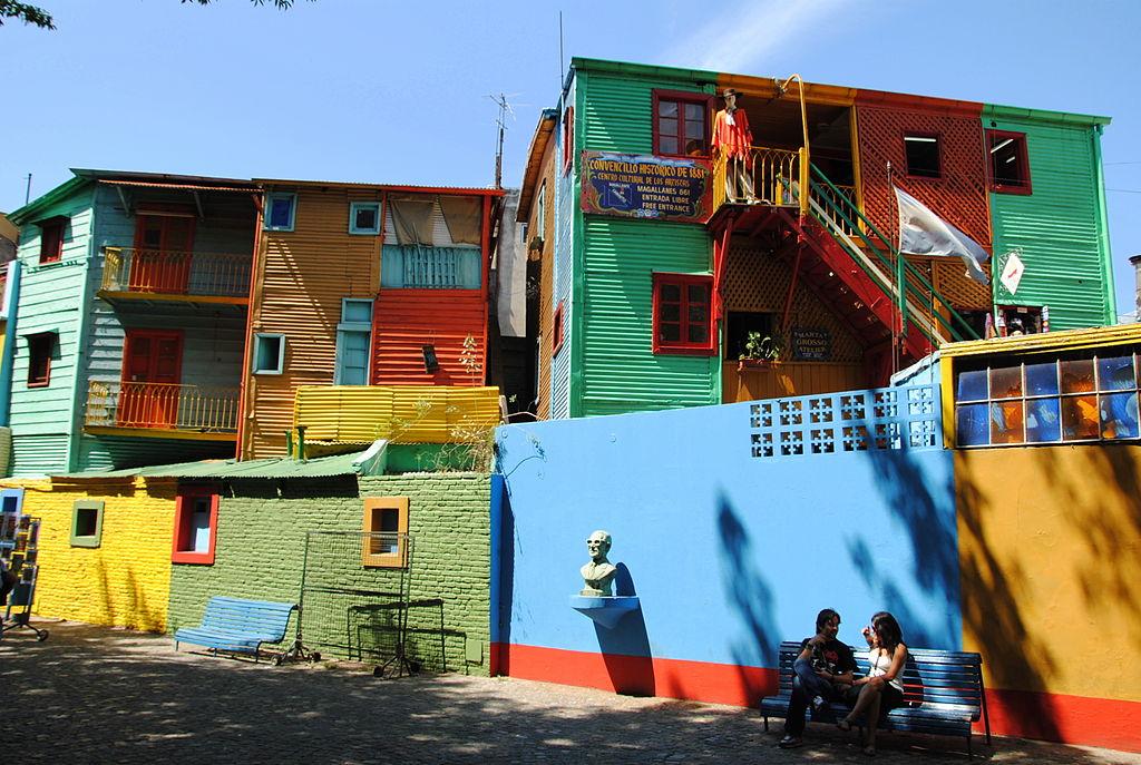 拉博卡 (Photo by Leandro Neumann Ciuffo, License: CC BY 2.0, 圖片來源www.flickr.com/photos/leandrociuffo/5459345312)
