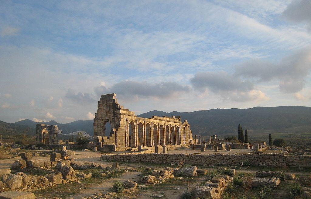 瓦盧比利斯 (Photo by User: (WT-shared) Radouane at wts wikivoyage, Wikimedia Commons提供)